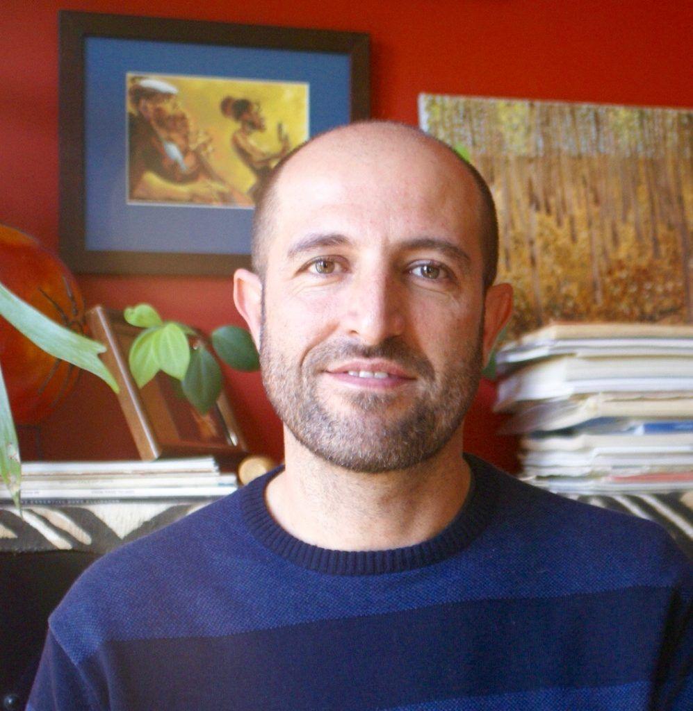Enrique Álvarez Hernán Psicólogo de MardeSendas Psicoterapia