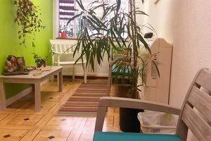 Sala de Espera para entrar en Psicoterapia en Madrid