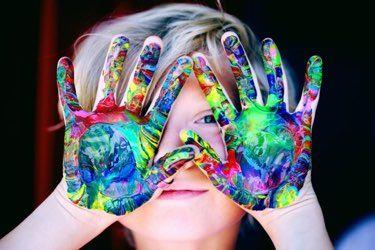 Pintura Creativa en Arteterapia Gestalt en Madrid