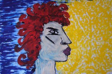 Proceso terapéutico de Arteterapia Gestalt con Pintura Creativa